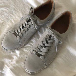 Nwob Frye ICE marble sole sneaker size 11